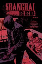 Shanghai Red  #2 Cover A