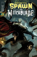 Medieval Spawn/Witchblade (4P Ms)  #4 Cover A