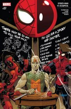 Spider-Man - Deadpool  #37