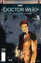 Doctor Who: Road to 13th Dr  #2 Cover A