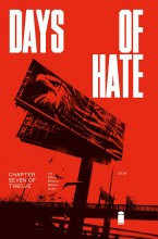 Days of Hate (12P Ms)   #7