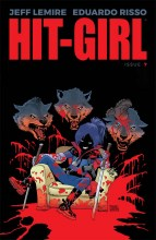 Hit-Girl (MR)  #7 Cover A
