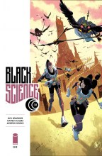 Black Science  #38 Cover A