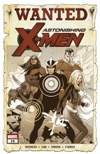Astonishing X-Men (Vol. 4)  #15
