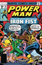 True Believers  #1 - Power Man and Iron Fist