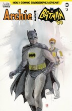 Archie meets Batman 66  #3 Cover F