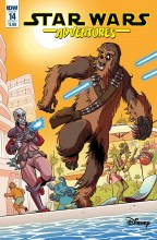 Star Wars Adventures  #14 Cover A