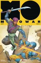 X-O Manowar (Vol. 2)  #19 Cover A