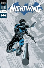 Nightwing (Vol. 4)  #51 Foil Cover