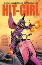 Hit-Girl  #9 Cover A