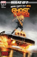 What If - Ghost Rider  #1