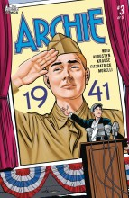 Archie 1941  #3 Cover A