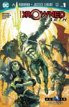 Aquaman - Justice League: Drowned Earth (One-Shot)  #1