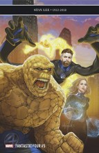 Fantastic Four (Vol. 6)  #5 1:10 Variant