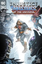 Injustice vs He-Man and the Masters of the Universe  #6