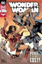 Wonder Woman (Vol. 5)  #62