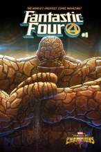 Fantastic Four (Vol. 6)  #6 Mystery Variant