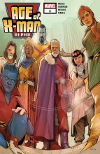 Age of X-Men Alpha  #1