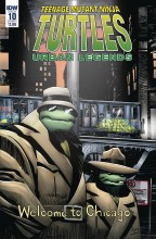 TMNT Urban Legends  #10 Cover A