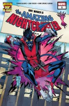 Age of X-Men: Amazing Nightcrawler (5P Ms)  #1