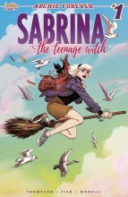 Sabrina the Teenage Witch  #1 Cover A