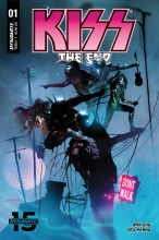 Kiss End  #1 Cover A