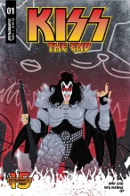Kiss End  #1 Cover C