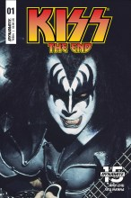Kiss End  #1 Cover D