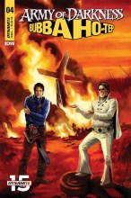 Army of Darkness - Bubba Ho-Tep  #4 Cover A