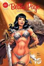 Bettie Page: Unbound  #1 Cover A