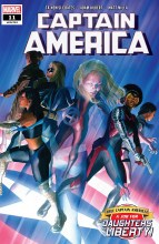 Captain America (Vol. 9)  #11