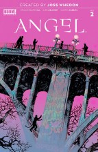 Angel  #2 Cover A