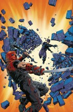 Red Hood and the Outlaws (Vol. 2)  #36