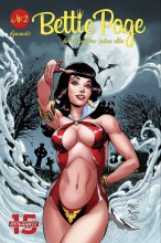 Bettie Page: Unbound  #2 Cover A