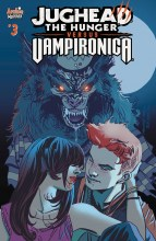 Jughead: Hunger Vs Vampironica  #3 Cover A