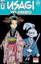 Usagi Yojimbo (Vol. 2)  #2 Cover A