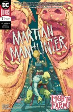 Martian Manhunter (12P Ms)  #7
