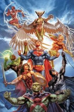Justice League (Vol. 3)  #30 Card Stock Variant
