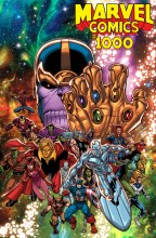 Marvel Comics  #1000 1990s Variant