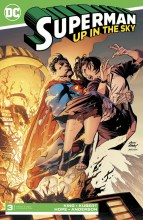 Superman: Up in the Sky (6P Ms)  #3