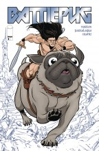 Battlepug  #1 Cover A