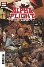 Alpha Flight: True North  #1 Variant