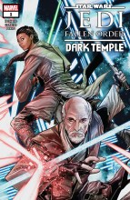 Star Wars Jedi: Fallen Order - Dark Temple (5P Ms)  #1