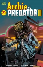 Archie vs Predator 2  #2 Cover A