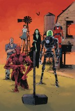 Black Hammer - Age of Doom  #12 Cover B