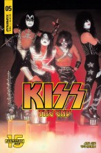 Kiss End  #5 Cover D