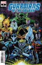 Guardians of the Galaxy (Vol. 6)  #9