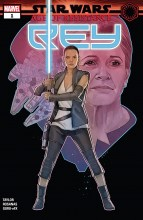 Star Wars: Age of Resistance - Rey  #1