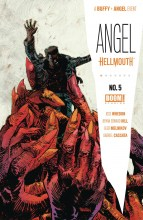 Angel  #5 Cover A