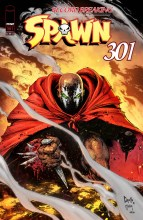 Spawn  #301 Cover B - Capullo